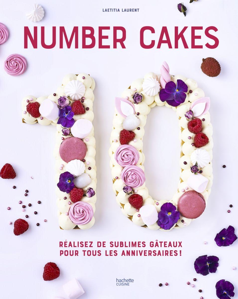 Decouvrez Mon Livre Number Cakes Et Mon Kit Number Cakes